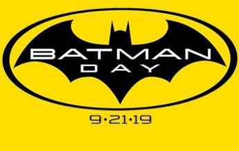 Celebrate Batman Day At Comic Shops September 21st