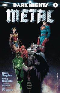 DC Entertainment's Dark Nights: Metal #1