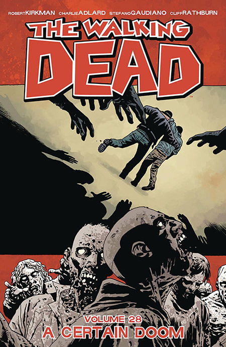 Image Comics' The Walking Dead Volume 28