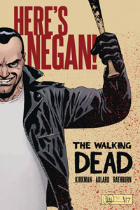 Image Comics' The Walking Dead: Here's Negan