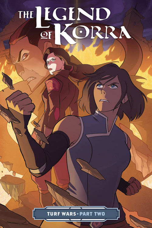 Dark Horse Comics' The Legend of Korra Volume 2