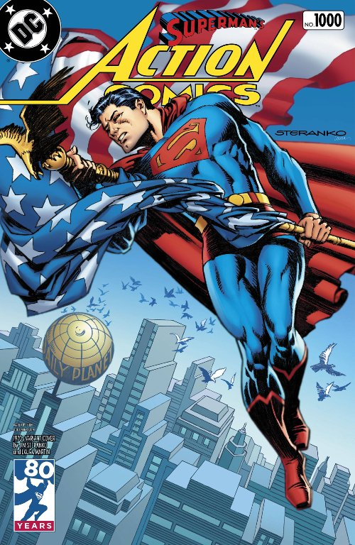 DC Entertainment's Action Comics #1000