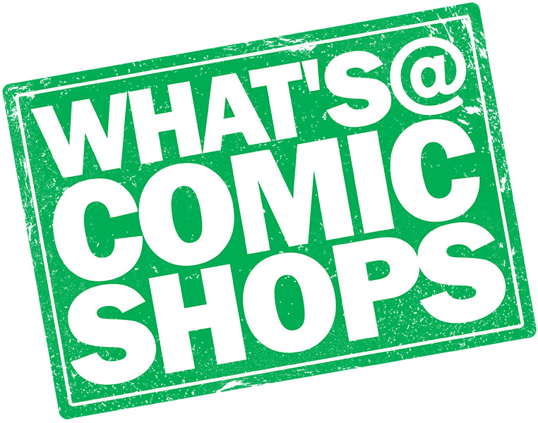 What's at Comic Shops for 2019?