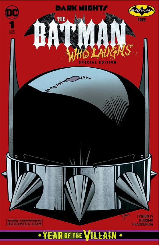 Batman Day At Comic Shops September 21st = FREE Comic Books!